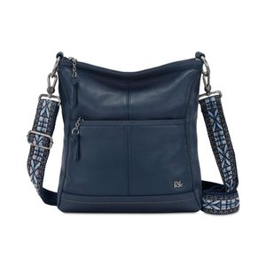 ザ サク The Sak レディース ショルダーバッグ バッグ Lucia Leather Crossbody Indigo/Silver|fermart-shoes
