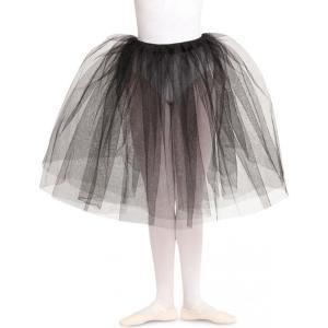 カペジオ Capezio レディース スカート Romantic Tutu Black|fermart-shoes