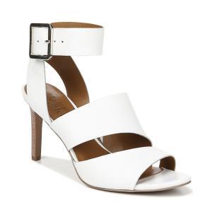 フランコサルト Franco Sarto レディース サンダル・ミュール シューズ・靴 Paisley Dress Sandals White|fermart-shoes