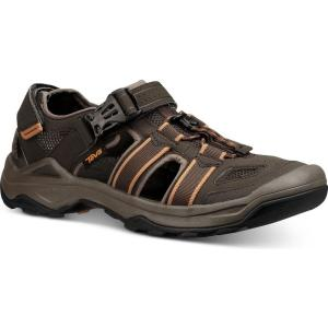 テバ Teva メンズ サンダル シューズ・靴 Omnium 2 Water-Resistant Sandals Black Olive fermart-shoes