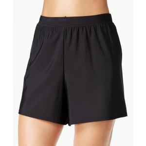 ミラクルスーツ Miraclesuit レディース ボトムのみ 水着・ビーチウェア Allover Slimming Swim Shorts Black|fermart-shoes