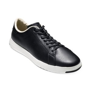 コールハーン Cole Haan メンズ シューズ・靴 テニス GrandPro Tennis Sneaker Black|fermart-shoes