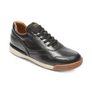 ロックポート Rockport メンズ スニーカー シューズ・靴 7100 ProWalker Limited Edition Sneakers Black|fermart-shoes