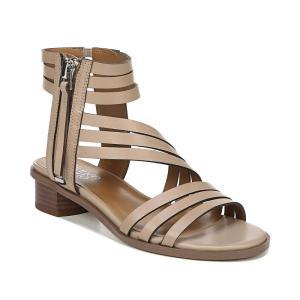 フランコサルト Franco Sarto レディース サンダル・ミュール シューズ・靴 Elma Sandals Light Mocha|fermart-shoes