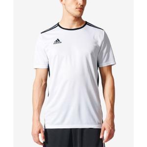 アディダス adidas メンズ サッカー トップス Entrada ClimaLite Soccer Shirt White/Black|fermart-shoes