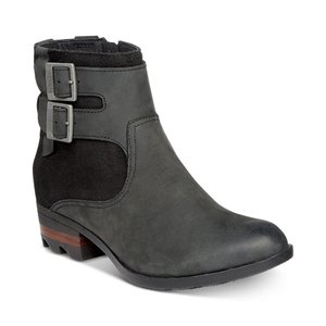 ソレル Sorel レディース ブーツ シューズ・靴 Lolla Waterproof Booties Black|fermart-shoes