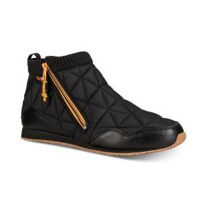 テバ Teva メンズ スニーカー シューズ・靴 Ember Mid Sneaker Boots Black fermart-shoes