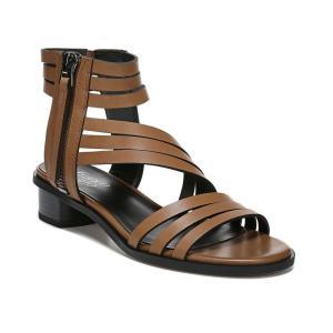 フランコサルト Franco Sarto レディース サンダル・ミュール シューズ・靴 Elma Sandals Brown|fermart-shoes