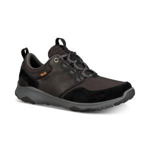 テバ Teva メンズ ローファー シューズ・靴 Arrowood Venture Waterproof Shoes Black fermart-shoes