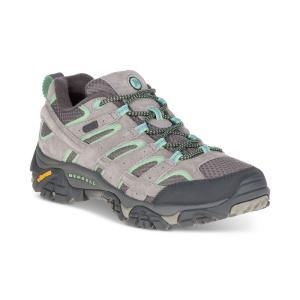 メレル Merrell レディース スニーカー シューズ・靴 Moab 2 Waterproof Sneakers Mint|fermart-shoes