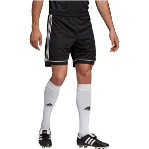 アディダス adidas メンズ サッカー ショートパンツ ボトムス・パンツ SQUAD 17 Climalite Soccer Short Black/White|fermart-shoes