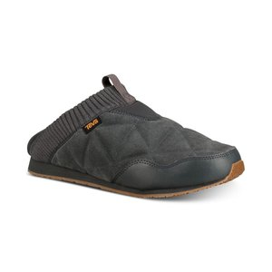 テバ Teva メンズ スリッパ モックトゥ シューズ・靴 Ember Moc-Toe Slippers Dark Shadow fermart-shoes
