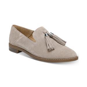 フランコサルト Franco Sarto レディース ローファー・オックスフォード シューズ・靴 Hadden Loafer Flats Cocco|fermart-shoes