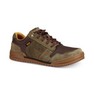 テバ Teva メンズ スニーカー シューズ・靴 High Side 84 Sneakers Olive/Brown fermart-shoes
