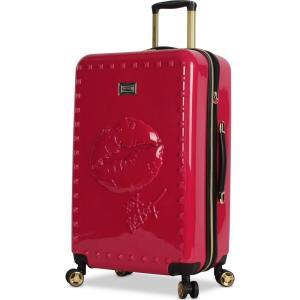 ベッツィ ジョンソン Betsey Johnson ユニセックス スーツケース・キャリーバッグ バッグ Lips 26