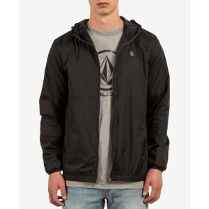 ボルコム Volcom メンズ ジャケット アウター Ermont Jacket Black|fermart-shoes