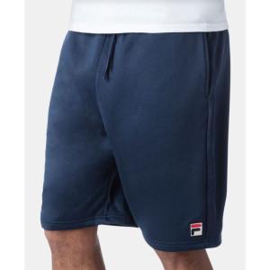 フィラ Fila メンズ ショートパンツ ボトムス・パンツ Dominico Logo Shorts Peacoat|fermart-shoes
