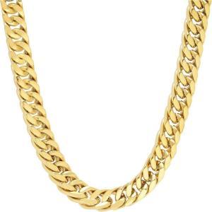 メイシーズ Macy's レディース ネックレス ジュエリー・アクセサリー Simple Curb Link Chain Necklace Gold|fermart-shoes