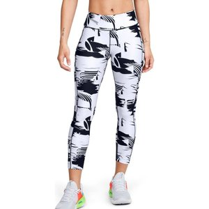 アンダーアーマー Under Armour レディース スパッツ・レギンス インナー・下着 heatgear compression leggings Black/White/Metallic Silver|fermart-shoes
