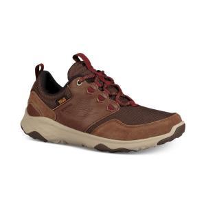 テバ Teva メンズ ローファー シューズ・靴 Arrowood Venture Waterproof Shoes Bison fermart-shoes