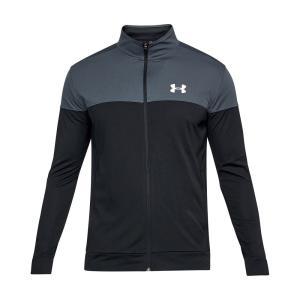 アンダーアーマー Under Armour メンズ ジャージ アウター Sportstyle Track Jacket Grey|fermart-shoes