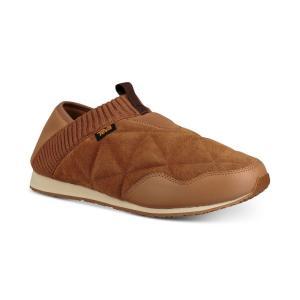 テバ Teva メンズ スリッパ モックトゥ シューズ・靴 Ember Moc-Toe Slippers Pecan fermart-shoes