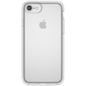 スペック Speck ユニセックス iPhone (8)ケース Presidio Clear iPhone 8 Case CLear|fermart-shoes