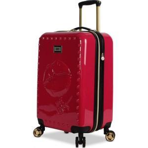 ベッツィ ジョンソン Betsey Johnson ユニセックス スーツケース・キャリーバッグ バッグ Lips 20