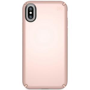 スペック Speck ユニセックス iPhone (X)ケース iPhone X Presidio Metallic Case Rose Gold Metallic/Dahlia Peach|fermart-shoes