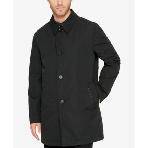 コールハーン Cole Haan メンズ コート アウター Car Coat With Removable Liner Black|fermart-shoes
