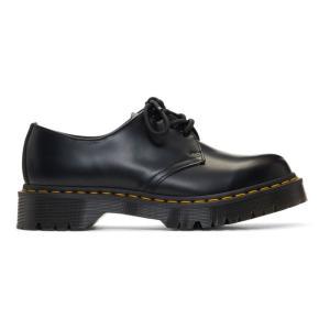 ドクターマーチン Dr. Martens レディース ローファー・オックスフォード シューズ・靴 Black 1461 Bex Platform Derbys|fermart-shoes
