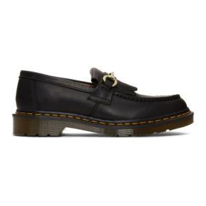 ドクターマーチン Dr. Martens メンズ ローファー シューズ・靴 Black United Arrows Edition Snaffle Loafers fermart-shoes