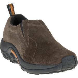 メレル メンズ シューズ・靴 カジュアルシューズ Merrell Jungle Moc Shoe Gunsmoke|fermart-shoes