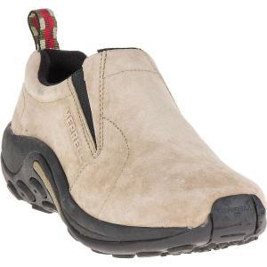メレル メンズ シューズ・靴 カジュアルシューズ Merrell Jungle Moc Shoe Classic Taupe|fermart-shoes