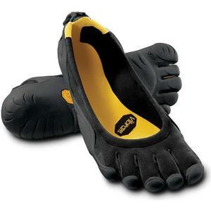 ビブラムファイブフィンガーズ レディース シューズ・靴 ランニング・ウォーキング Classic Shoe Black / Black fermart-shoes