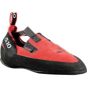 ファイブテン メンズ クライミング シューズ・靴 クライミングシューズ Five Ten Anasazi Moccasym Climbing Shoe Red|fermart-shoes