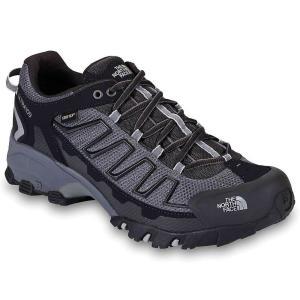 ザ ノースフェイス メンズ シューズ・靴 陸上 Ultra 109 GTX Shoe TNF Black / Dark Shadow Grey|fermart-shoes
