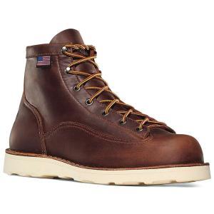 ダナー メンズ シューズ・靴 ブーツ Danner Bull Run 6IN Boot Brown|fermart-shoes
