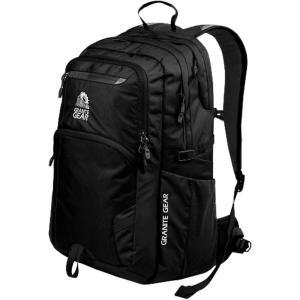 グラナイトギア メンズ ハイキング バッグ バックパック・リュック Granite Gear Sawtooth Backpack Black|fermart-shoes