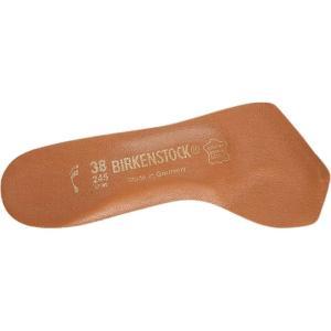 ビルケンシュトック ユニセックス インソール・靴関連用品 シューズ・靴 Birkenstock Air Cushion 3/4 Length Insole Leather|fermart-shoes