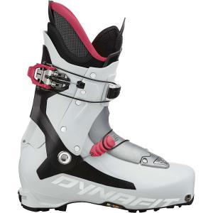 ダイナフィット レディース シューズ・靴 スキー・スノーボード TLT7 Expendition CR Ski Boot White / Fuxia|fermart-shoes