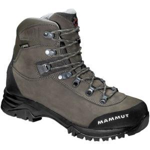 マムート Mammut レディース シューズ・靴 ハイキング・登山 Trovat Advanced High GTX Boot Bark / Grey fermart-shoes