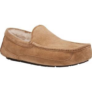 アグ Ugg メンズ スリッパ シューズ・靴 Ascot Suede Slipper Chestnut|fermart-shoes