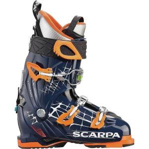 スカルパ メンズ シューズ・靴 スキー・スノーボード Freedom 100 Boot Midnight / Orange|fermart-shoes
