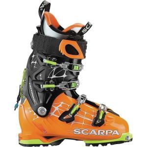 スカルパ メンズ シューズ・靴 スキー・スノーボード Freedom RS 130 Boot Orange / Black|fermart-shoes