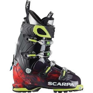 スカルパ メンズ シューズ・靴 スキー・スノーボード Freedom SL 120 Boot Anthracite / Red Orange|fermart-shoes