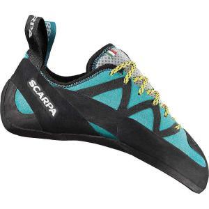 スカルパ レディース クライミング シューズ・靴 クライミングシューズ Scarpa Vapor Climbing Shoe Maldive fermart-shoes