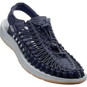 キーン メンズ シューズ・靴 サンダル Keen Uneek Sandal Dress Blues / Neutral Grey fermart-shoes