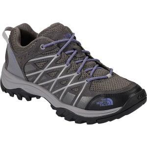ザ ノースフェイス レディース シューズ・靴 ハイキング・登山 Storm III Shoe Dark Gull Grey / Marlin Blue|fermart-shoes