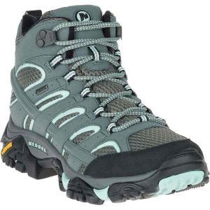 メレル レディース ハイキング シューズ・靴 ブーツ Merrell MOAB 2 Mid Gore-Tex Boot Sedona Sage|fermart-shoes